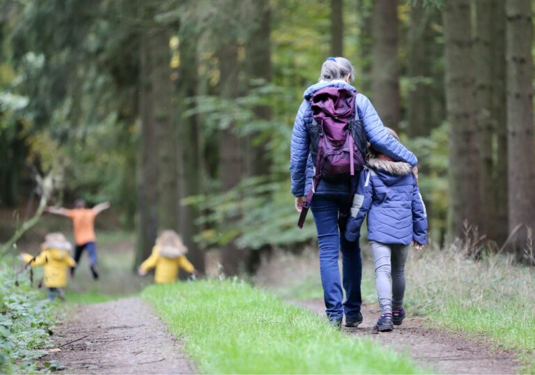 Walking in nature – A prescription for better health
